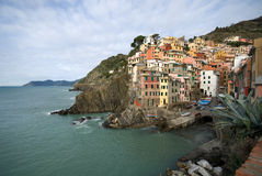 Riomaggiore, Italy Royalty Free Stock Image