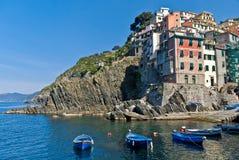 Riomaggiore, Liguria, Italy Stock Photo