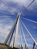 Rion-Antirion Brücke Stockfotos