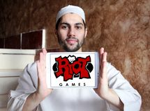 Riot Games company logo Royalty Free Stock Photography