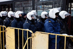 Riot Police Stock Photos