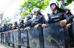 Free Riot Police Royalty Free Stock Images - 40968509