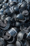 Riot police Royalty Free Stock Image