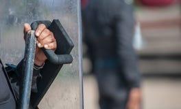 Riot police Stock Photos