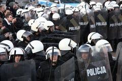 Riots Royalty Free Stock Photos
