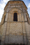 Rioux church abse Royalty Free Stock Photography