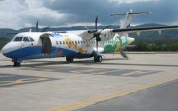 RIP Bangkok Airways HS-PGL, Thailand,  Ko Samui Royalty Free Stock Image