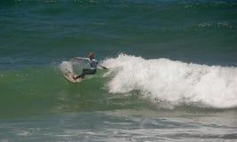 Rip Curl Gromsearch - esprit d'océan, Kira Groen Photos libres de droits