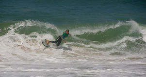 Rip Curl Gromsearch - Ocean Spirit, Carina Duarte Stock Photos