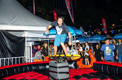 The Rip Curl Summer Carnival 2014 Stock Images