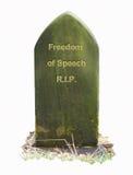 RIP di libertà Immagine Stock Libera da Diritti