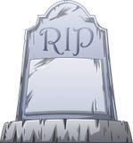 RIP-Graf Royalty-vrije Stock Fotografie