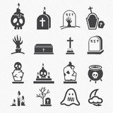 Rip icons. Illustration of isolated rip icons Stock Photo
