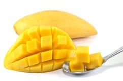 Rip Mango Royalty Free Stock Photos