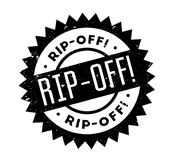 Rip-Off rubber stamp Stock Photos