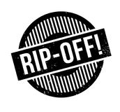 Rip-Off rubber stamp Stock Photo