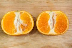 Rip orange Stock Image