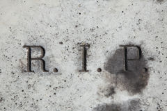 Free RIP. Rest In Peace. Stock Photography - 92859632