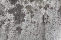 Free RIP. Rest In Peace. Stock Images - 93023574