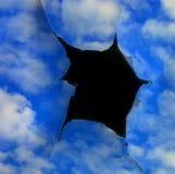 rip sky στοκ εικόνες