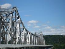 The Rip Van Winkle Bridge Royalty Free Stock Images