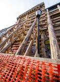 Riparazione alla costruzione Fotografie Stock