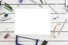 Riparazione, costruzione e rinnovamento domestici Fotografie Stock