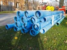 Riparazione dei main di acqua immagini stock libere da diritti