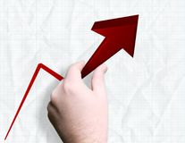 Riparazione del diagramma Immagini Stock