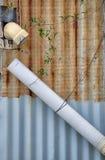 Riparazione del tubo Fotografie Stock Libere da Diritti