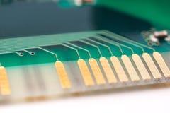 Riparazione della componente di calcolatore Fotografie Stock