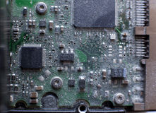 Riparazione della componente di calcolatore Fotografia Stock
