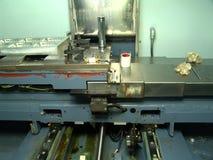 Riparazione della macchina Fotografie Stock