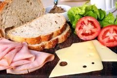 Riparazioni del panino fotografia stock libera da diritti