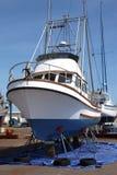 Riparazioni della barca, Astoria O. Fotografia Stock Libera da Diritti