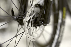 Ripari la bici fotografie stock libere da diritti