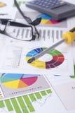 Ripari la situazione finanziaria Fotografie Stock Libere da Diritti