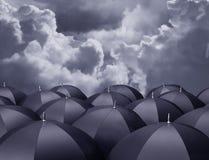 Riparo dalla pioggia royalty illustrazione gratis