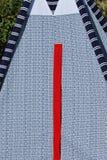 Riparo del tepee Fotografie Stock