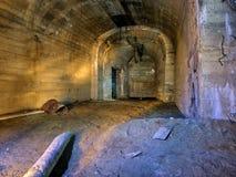 Riparo sotterraneo Fotografia Stock Libera da Diritti