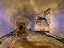 Riparo sotterraneo Immagine Stock Libera da Diritti