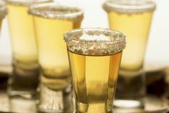 Ripasso Tequila strzały fotografia stock