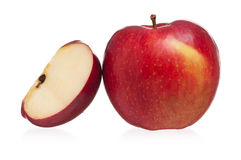 Ripe apple Stock Photo