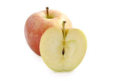 Ripe apples. Stock Images