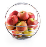 The ripe apples Stock Photography