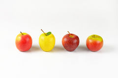 Ripe apples Royalty Free Stock Photography