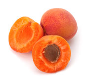 Ripe apricot fruit Royalty Free Stock Image