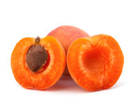 Ripe apricot fruit Royalty Free Stock Photo