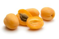 Ripe apricots Royalty Free Stock Image