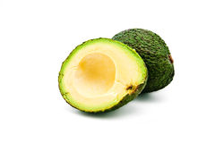 Ripe avocado Stock Photos